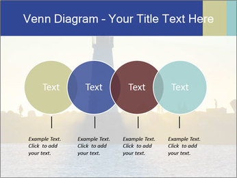 Lighthouse Silhouette PowerPoint Template - Slide 32