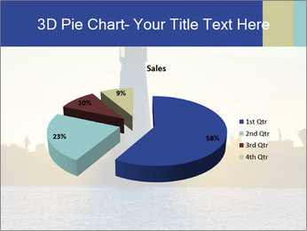 Lighthouse Silhouette PowerPoint Template - Slide 35