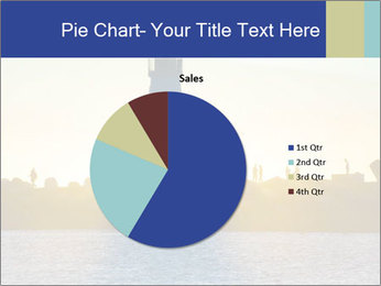 Lighthouse Silhouette PowerPoint Template - Slide 36