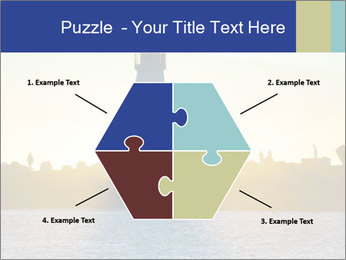 Lighthouse Silhouette PowerPoint Template - Slide 40
