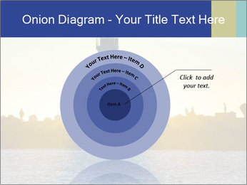 Lighthouse Silhouette PowerPoint Template - Slide 61