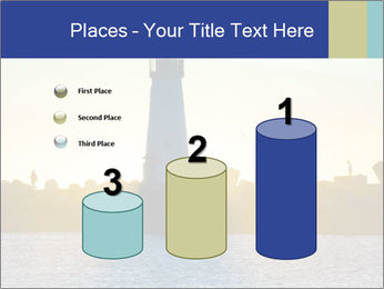 Lighthouse Silhouette PowerPoint Template - Slide 65
