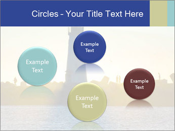 Lighthouse Silhouette PowerPoint Template - Slide 77