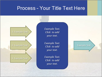 Lighthouse Silhouette PowerPoint Template - Slide 85