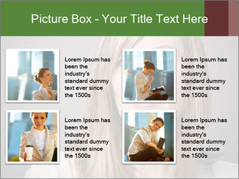 Attractive Woman In Thirties PowerPoint Template - Slide 14
