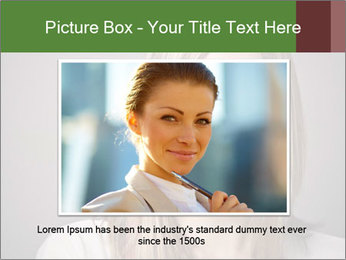 Attractive Woman In Thirties PowerPoint Template - Slide 15
