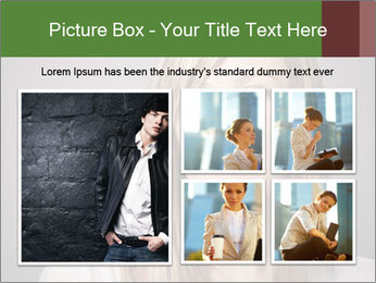 Attractive Woman In Thirties PowerPoint Template - Slide 19