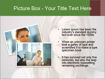 Attractive Woman In Thirties PowerPoint Template - Slide 20