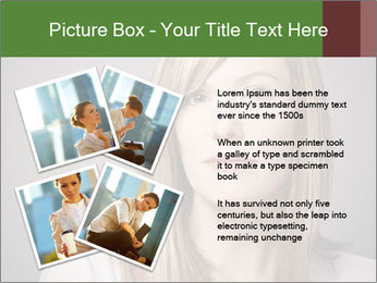 Attractive Woman In Thirties PowerPoint Template - Slide 23