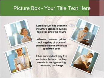 Attractive Woman In Thirties PowerPoint Template - Slide 24