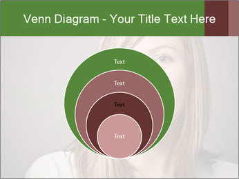 Attractive Woman In Thirties PowerPoint Template - Slide 34