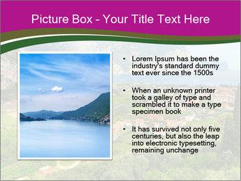 Alps Tour PowerPoint Template - Slide 13