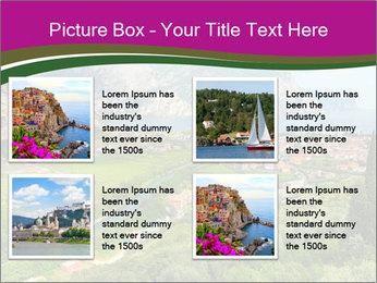 Alps Tour PowerPoint Template - Slide 14