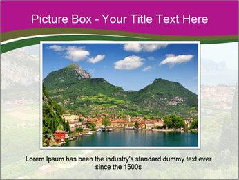 Alps Tour PowerPoint Template - Slide 16