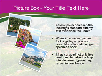 Alps Tour PowerPoint Template - Slide 17