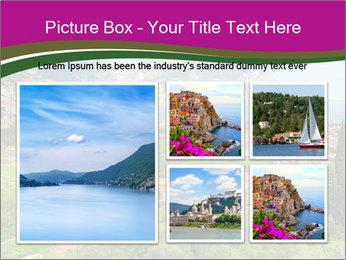 Alps Tour PowerPoint Template - Slide 19