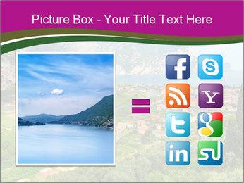 Alps Tour PowerPoint Template - Slide 21