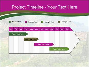 Alps Tour PowerPoint Template - Slide 25