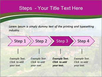 Alps Tour PowerPoint Template - Slide 4