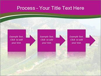 Alps Tour PowerPoint Template - Slide 88