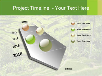 Chinese Tea Plantation PowerPoint Template - Slide 26