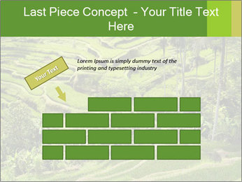 Chinese Tea Plantation PowerPoint Template - Slide 46