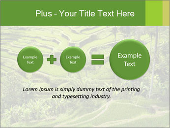 Chinese Tea Plantation PowerPoint Template - Slide 75