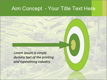 Chinese Tea Plantation PowerPoint Template - Slide 83