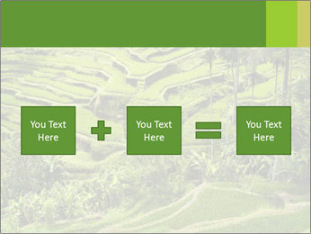 Chinese Tea Plantation PowerPoint Template - Slide 95