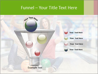 People in bowling PowerPoint Template - Slide 63