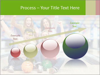 People in bowling PowerPoint Template - Slide 87