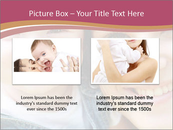 Mother And Baby PowerPoint Template - Slide 18