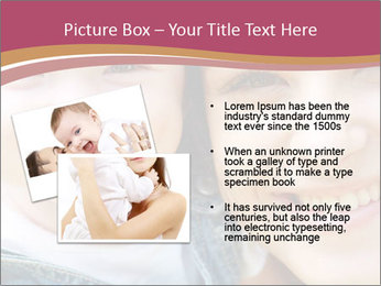 Mother And Baby PowerPoint Template - Slide 20