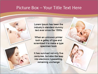Mother And Baby PowerPoint Template - Slide 24