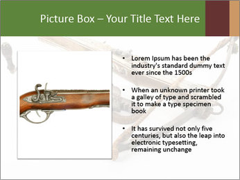 Medieval crossbow PowerPoint Template - Slide 13
