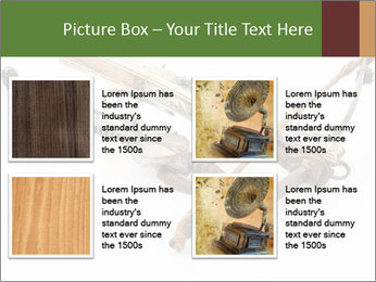 Medieval crossbow PowerPoint Template - Slide 14