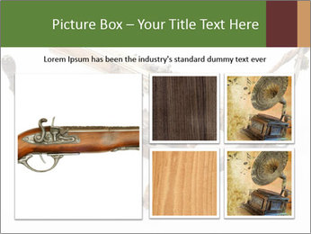 Medieval crossbow PowerPoint Template - Slide 19