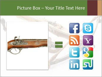 Medieval crossbow PowerPoint Template - Slide 21