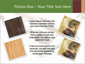 Medieval crossbow PowerPoint Template - Slide 24