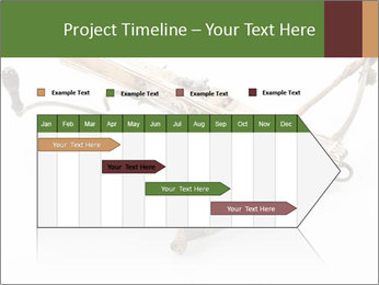 Medieval crossbow PowerPoint Template - Slide 25