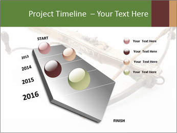 Medieval crossbow PowerPoint Template - Slide 26