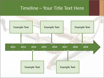 Medieval crossbow PowerPoint Template - Slide 28