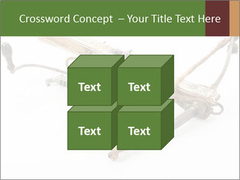 Medieval crossbow PowerPoint Template - Slide 39