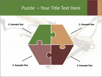 Medieval crossbow PowerPoint Template - Slide 40