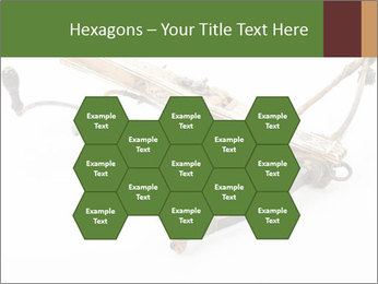 Medieval crossbow PowerPoint Template - Slide 44