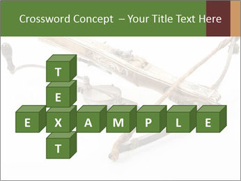 Medieval crossbow PowerPoint Template - Slide 82