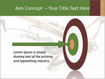 Medieval crossbow PowerPoint Template - Slide 83