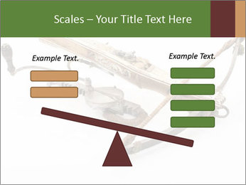 Medieval crossbow PowerPoint Template - Slide 89