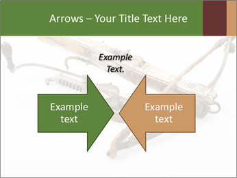 Medieval crossbow PowerPoint Template - Slide 90