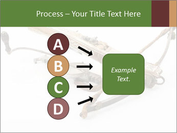 Medieval crossbow PowerPoint Template - Slide 94
